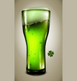 advertising traditional stpatricks day highly vector image vector image