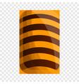 garibaldi biscuit icon cartoon style vector image vector image