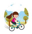 sport kids activity vector image