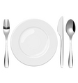 Place setting vector | Price: 1 Credit (USD $1)
