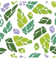 Seamless pattern with cones of hops vector image vector image