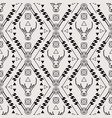 tribal seamless pattern with deer vector image vector image