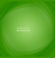 abstract elegant green background vector image