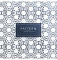 elegant abstract pattern background design vector image vector image