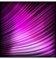 Purple lines abstract vector image vector image