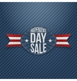 Independence Day Sale scratched Tag vector image vector image