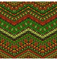 african style pattern with tribal motifs vector image vector image