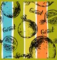 garnet seamless background vector image