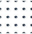 icon pattern seamless white background vector image vector image