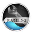 plumbing repair and renovation service vector image