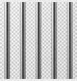 realistic metal prison bars jailhouse grid vector image