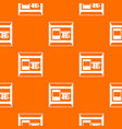 atm pattern seamless vector image vector image