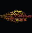 electricians helper text background word cloud