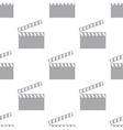 New Film seamless pattern vector image vector image