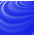 Abstract Glowing Blue Waves vector image