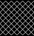 seamlessly repeatable grid mesh pattern simple vector image vector image