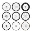 wheel byc2 final 01 vector image vector image