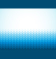 modern blue background with ocean waves and vector image