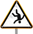 Pictogram street signs 19 vector image vector image