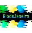 Design for brazilian invitation felicitation vector image vector image