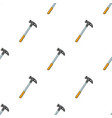hammer of climbermountaineering single icon in vector image