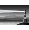 lighthouse vector image vector image