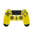 game controller in vector image vector image