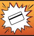 credit card symbol for download comics