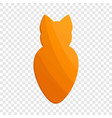 cat cookies icon cartoon style vector image
