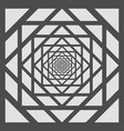 abstract of amaze gray and white pattern vector image vector image