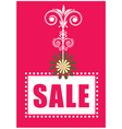 Retail sale sign