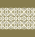 decorative ceramic seamless tiles vector image vector image