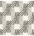 Seamless line pattern tile background geometric vector image vector image