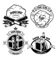 vape badge set