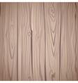 Wood texture top view Natural dark wooden vector image