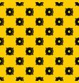 audio speaker pattern vector image vector image