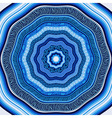 Seamless Blue Pattern vector image vector image