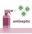 antiseptic against coronavirus infection