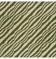decorative textile print vector image vector image