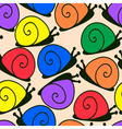 snailpat2 vector image vector image