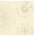 Blueprint vector image