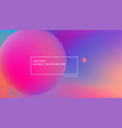 blurred abstract purle and pink backgrounds design vector image vector image