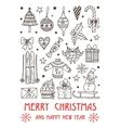 Christmas frame template card