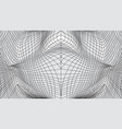 distorted surface vector image