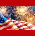 Fireworks background for 4th july independense