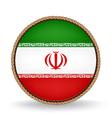 Iran Seal vector image