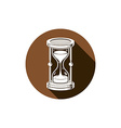 Time without end conceptual icon web design vector image vector image