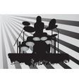 drummer vector image vector image