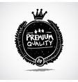 Doodle label premium quality vector | Price: 1 Credit (USD $1)