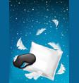 Poster for comfortable sleep sweet